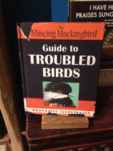 Book: Guide to Troubled Birds